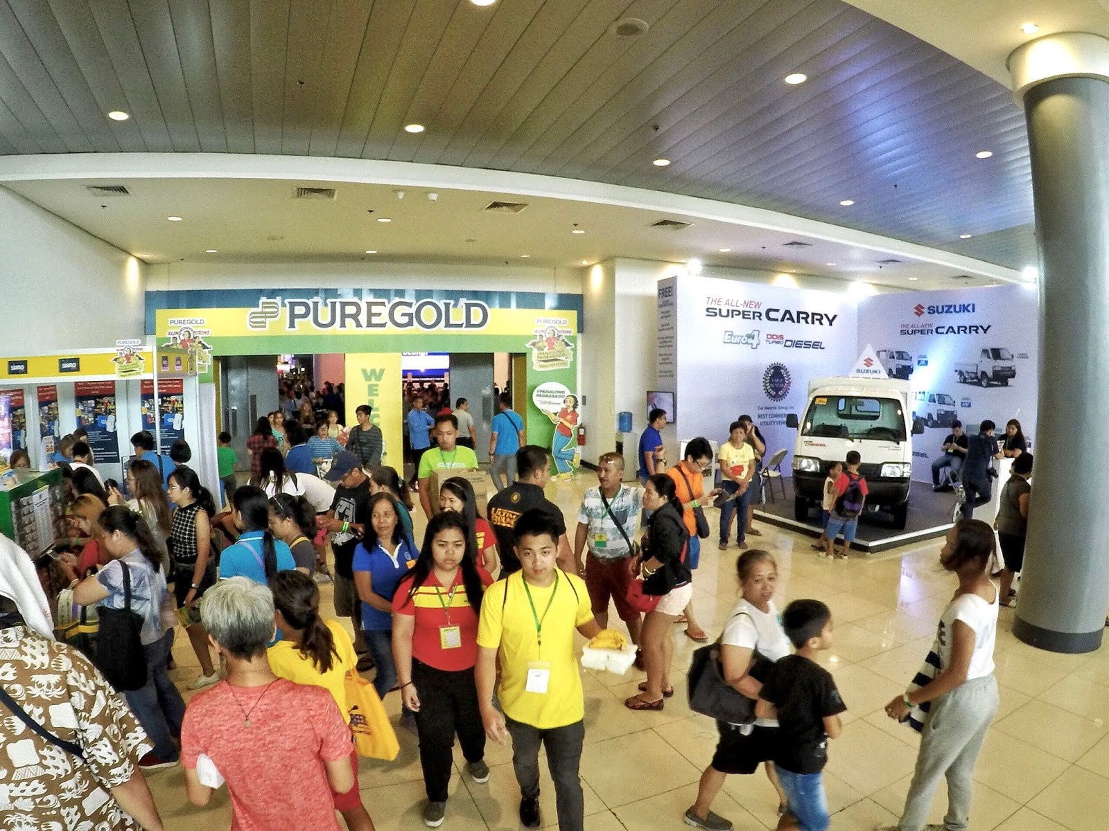 Suzuki PH joined retail giant Puregold's 14th Sari-Sari Store Convention