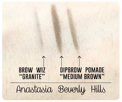 Anastasia Beverly Hills Dipbrow Pomade | Review & Swatch