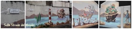 street art Alessandra Carloni