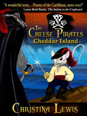 Book Review, The Cheese Pirates: Cheddar Island, Christina Lewis, InToriLex