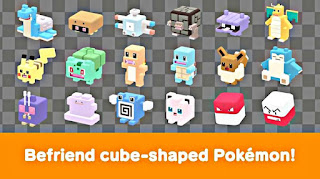 Pokemon quest characters png
