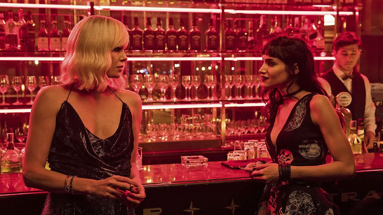 Atómica (Atomic Blonde) (2017)