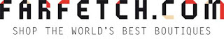 logo for farfetch.com the world's best boutiques online