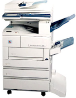 Xerox Document Center 320 Photocopy machine for better results. Xerox Document Center Color 320 can replace up to four machines with only one Xerox Document Center Color 320 copy machine, combining the color strength functionality is a real breakthrough. Document Center 320 is designed not to compromise any function. In other words, not just doing everything, doing everything well.