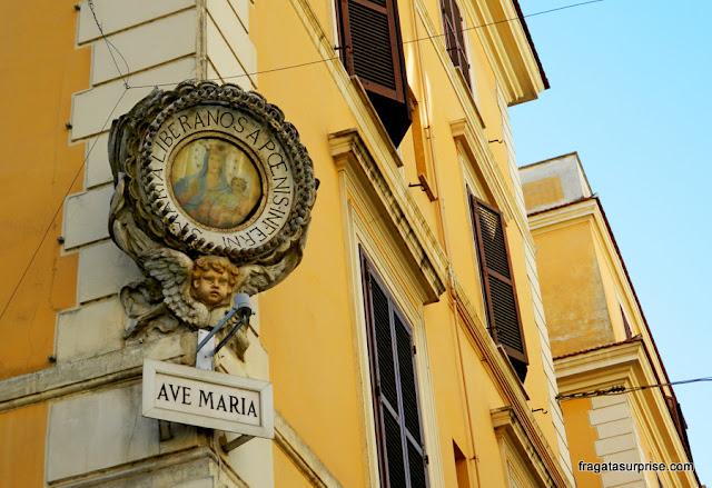 Casarão típico do Testaccio, Roma