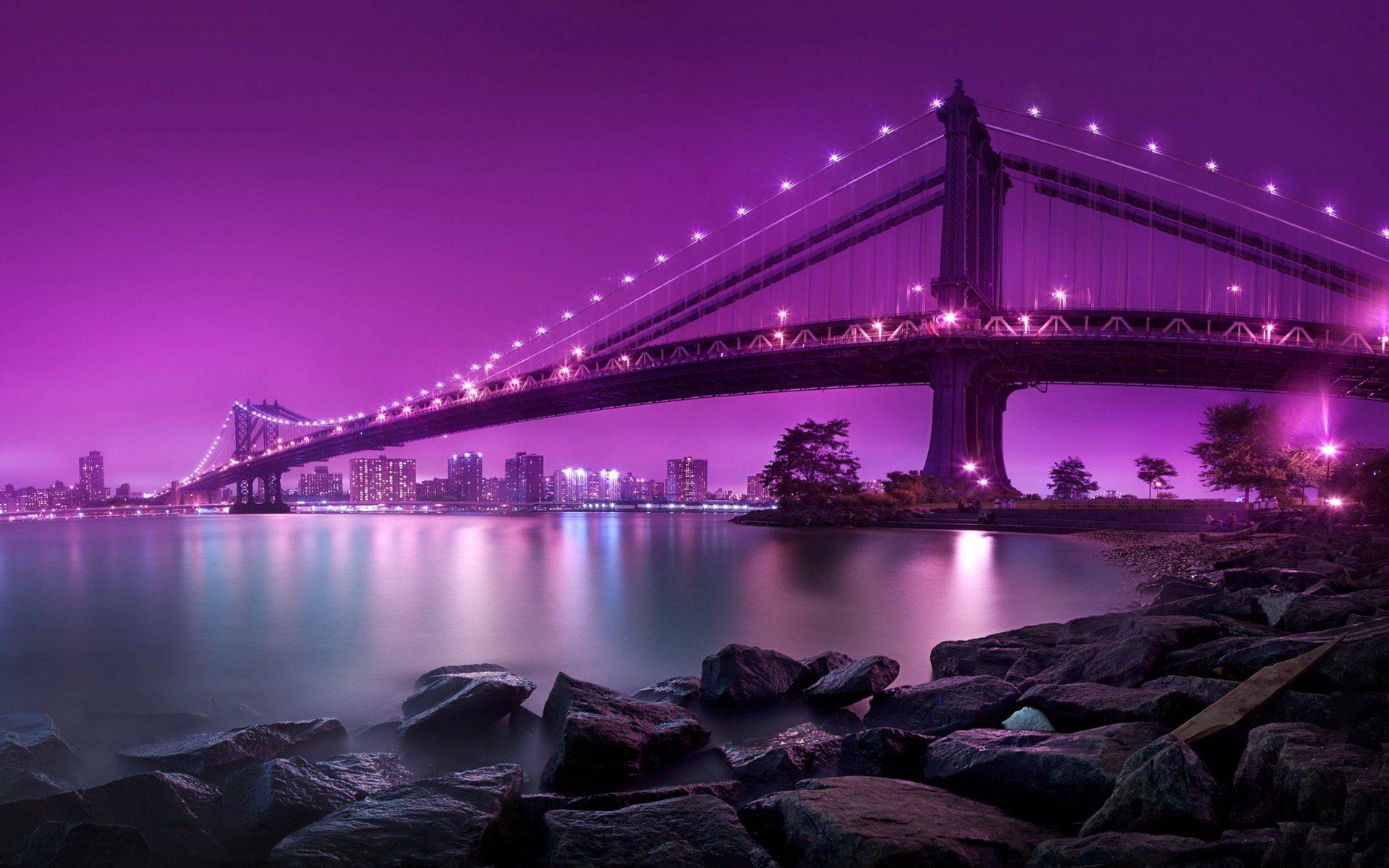 light bridge wallpaper - photo #22