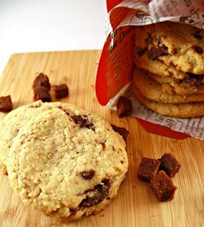 Cookies Croustillants aux Pépites de Cannelle