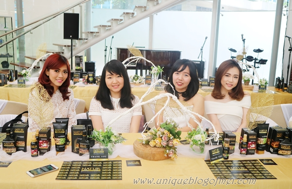Natur Hair Beauty Dating Event Report #KUATDARIAKAR di Hopeclat Kuningan