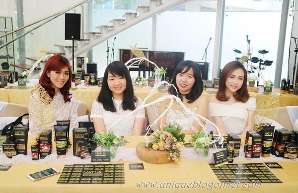 Natur Hair Beauty Dating Event Report #KUATDARIAKAR di Hopeclat Kuningan