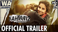 Watch Kahaani 2 2016 Hindi Movie Trailer Youtube HD Watch Online Free Download
