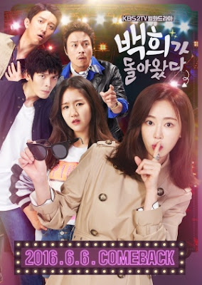 Drama Korea Baek Hee Has Returned Subtitle Indonesia Drama Korea Baek Hee Has Returned Subtitle Indonesia [Episode 1 - 4 : Complete]