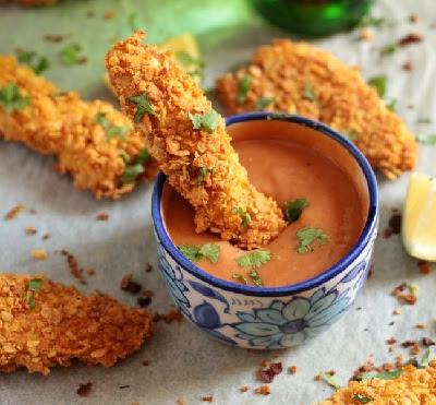 Resep BBQ Chicken Crispy