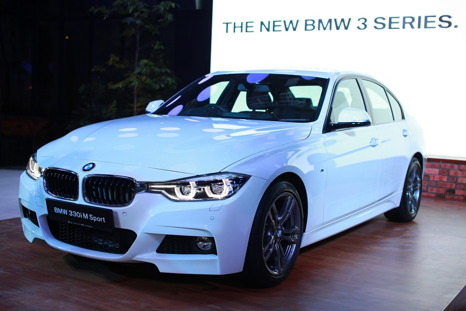 Bmw Group Malaysia Introduces The New Bmw 3 Series 2015