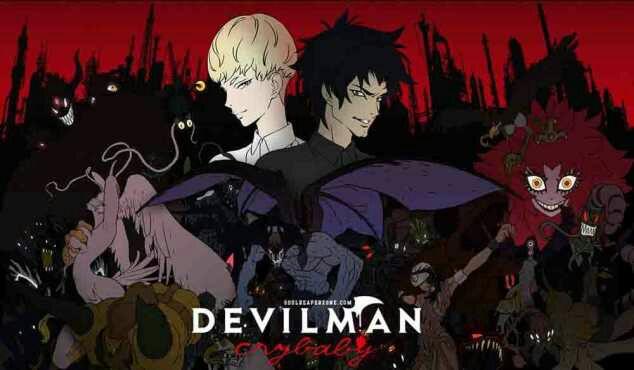Devilman: Crybaby Batch Subtitle Indonesia