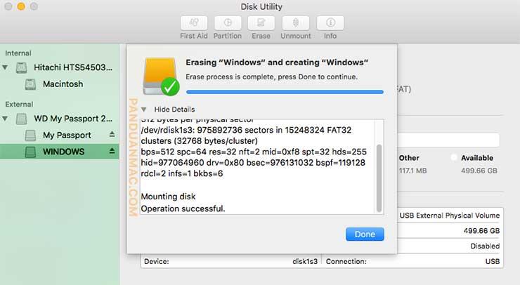 Cara Partisi Hard Disk Mac dengan Disk Utility