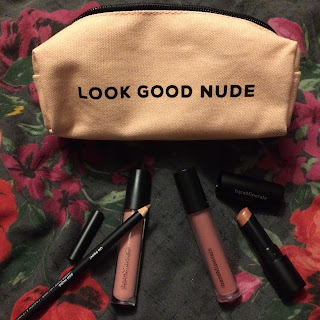 Bare Minerals GEN NUDE Lip Products