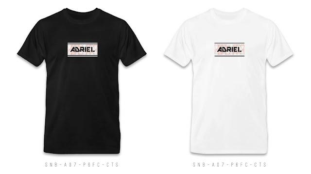 SNB-A07-P6FC-CTS Name T Shirt Design, Custom T Shirt Printing