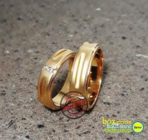 cincin emas kuning P457WQ