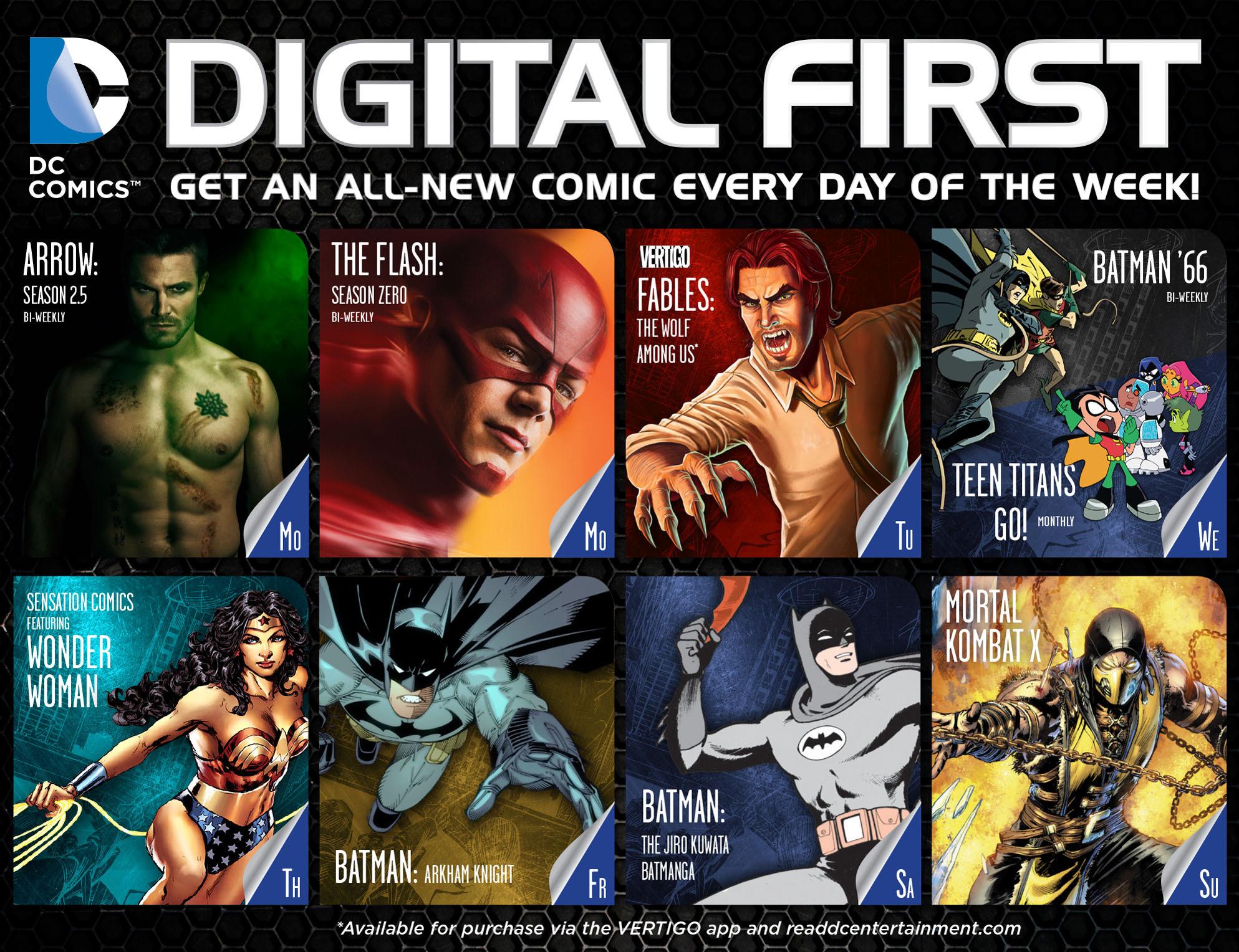 Read online Arrow: Season 2.5 [I] comic -  Issue #18 - 23