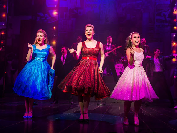 Dreamboats and Petticoats (UK Tour), Theatre Royal | Review