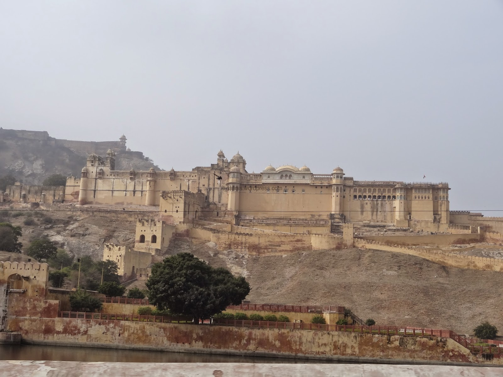 Amber fort - Rajasthan India - Pick, Pack, Go - - UNESCO Heritage Site