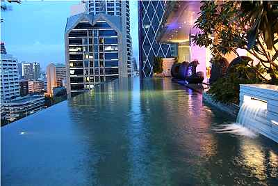 Eastin Grand Hotel Sathorn, Bangkok Top 5 bazena