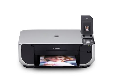 Versatile unit of measurement prints in addition to scans both photos in addition to text Canon PIXMA MP470 Driver Downloads