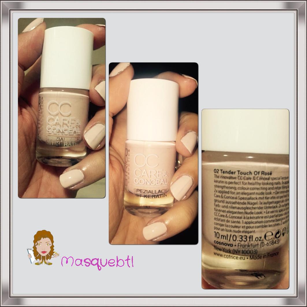 Masquebtl: He probado: Nuevos esmaltes de uñas de Catrice
