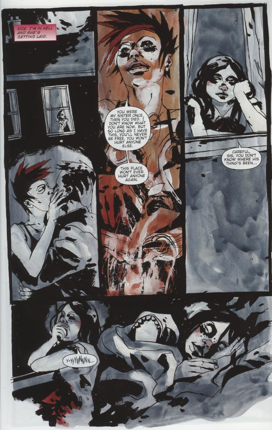 Read online Silent Hill: Dead/Alive comic -  Issue #1 - 10