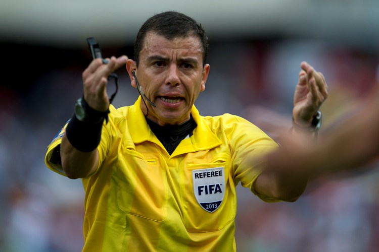 Image result for aguilar joel referee