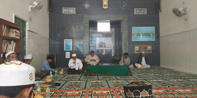 Penutupan Pembinaan Al-Miftah Lil Ulum