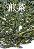 Sencha Japanese green tea for longevity diet