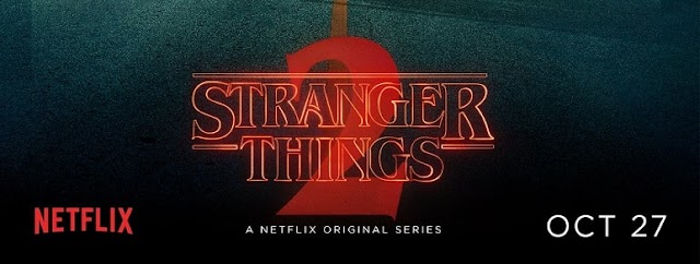 Netflix Originals: Stranger Things Season 2 Premiere Date Announced
