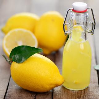 Jugo de limon para la acidez