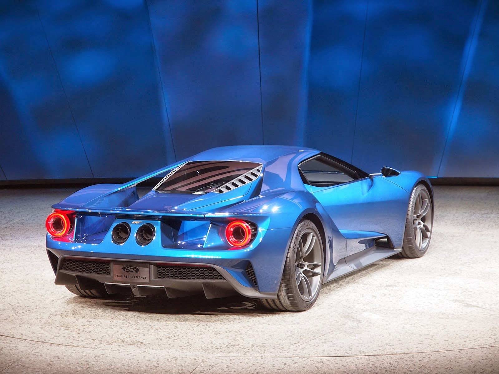 Ford Gt Wallpaper Cars Wallpapers