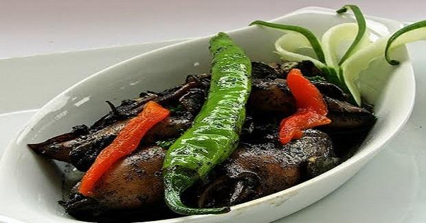 Filipino Adobong Pusit Recipe