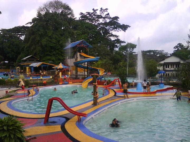 Wisata Kuliner Indonesia Wisata Teejay Waterpark Tasik Malaya