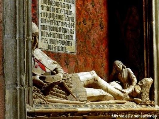 Capilla del Doncel, Catedral de Sigüenza