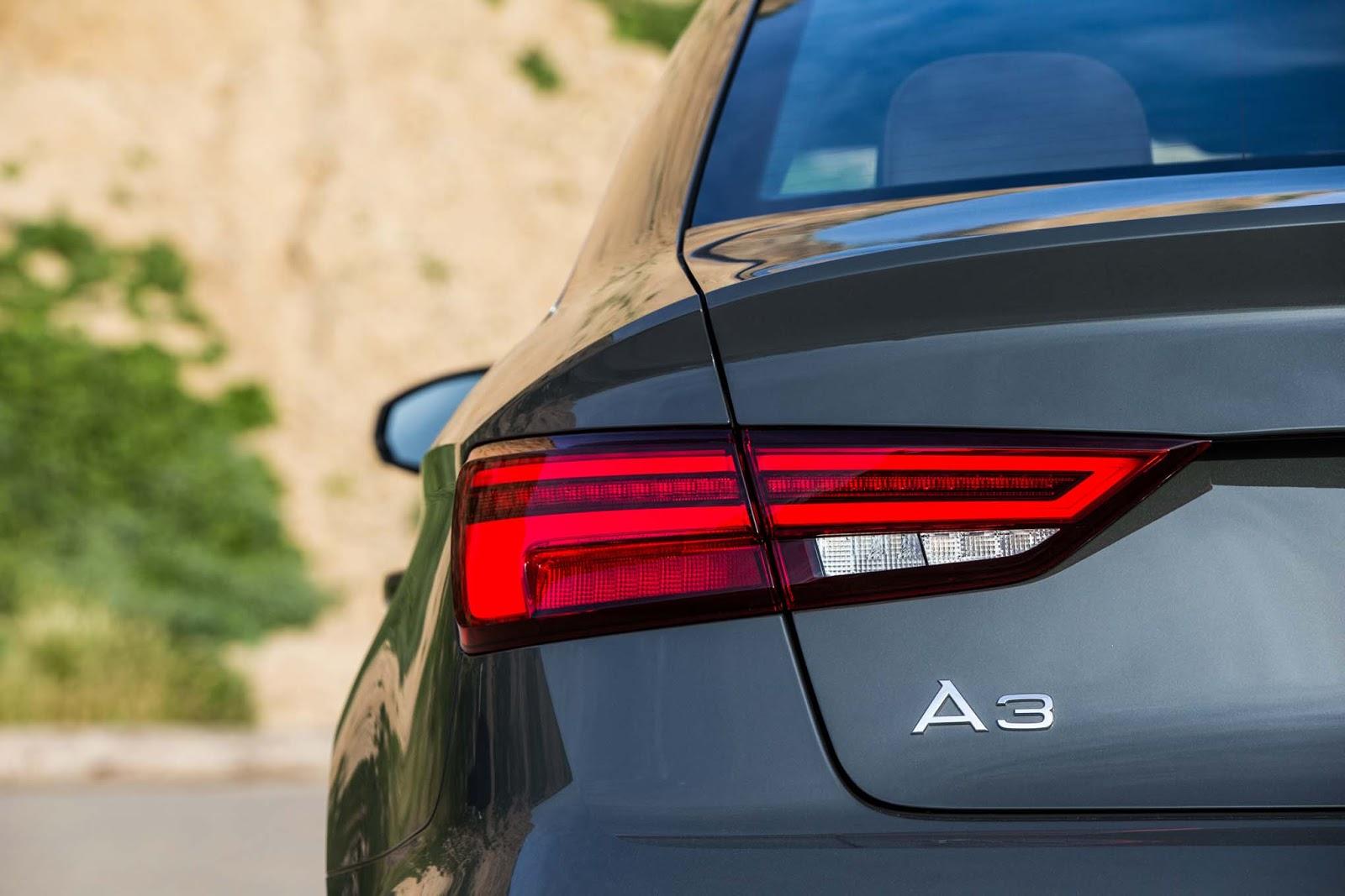 Latest Cars: Audi A3 2017