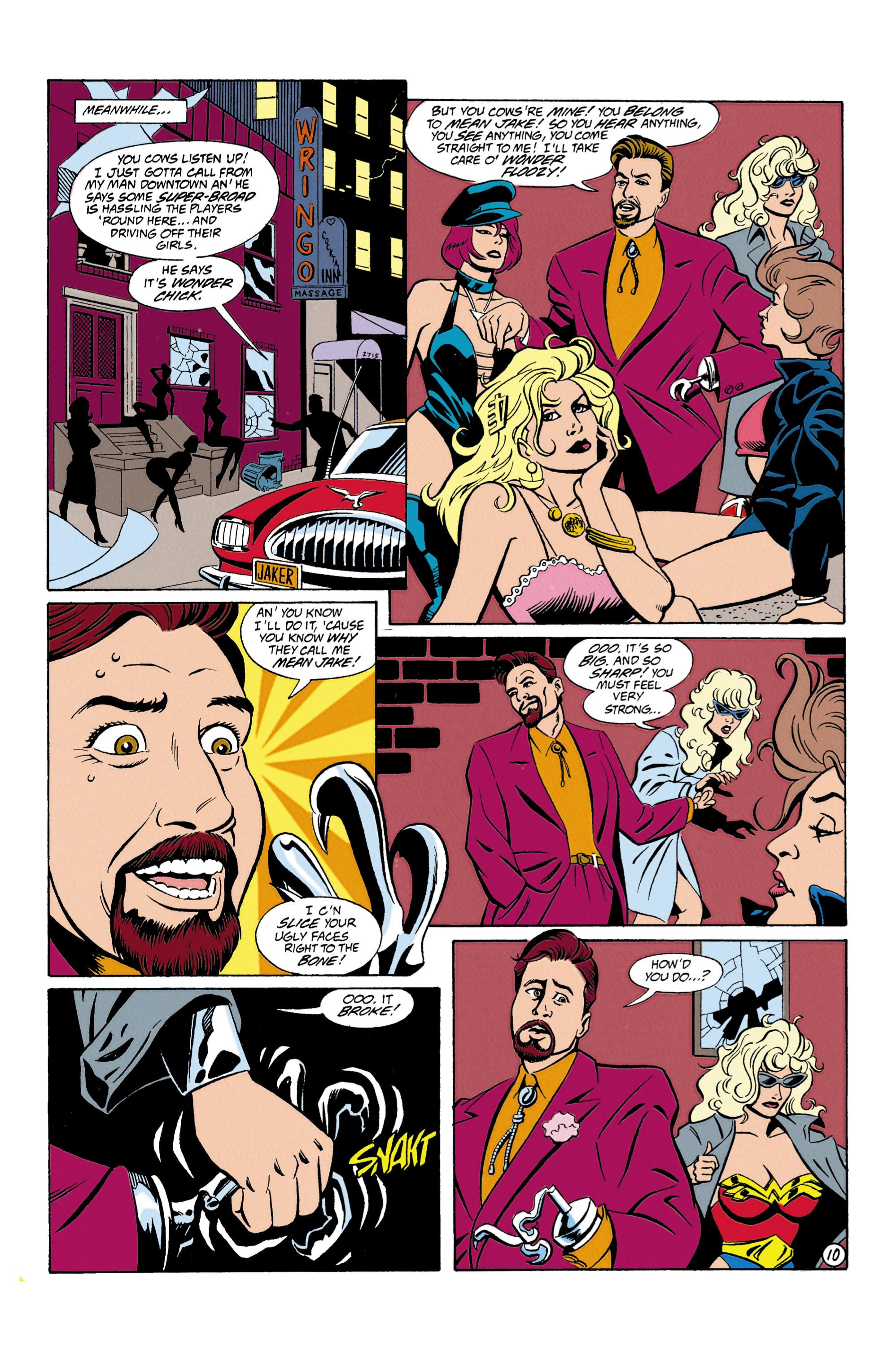 Read online Wonder Woman (1987) comic -  Issue #87 - 11