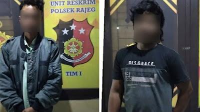 Operasi Premanisme, Polsek Rajeg Polresta Tangerang Razia 'Pak Ogah'