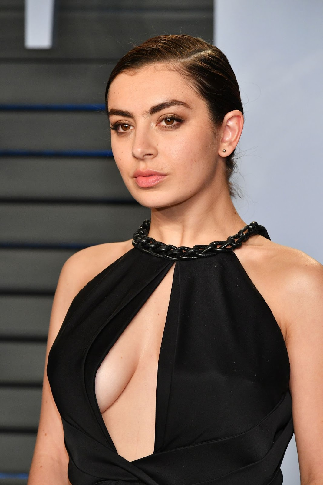 Charli XCX 2018 Vanity Fair Oscar Party in Beverly Hills