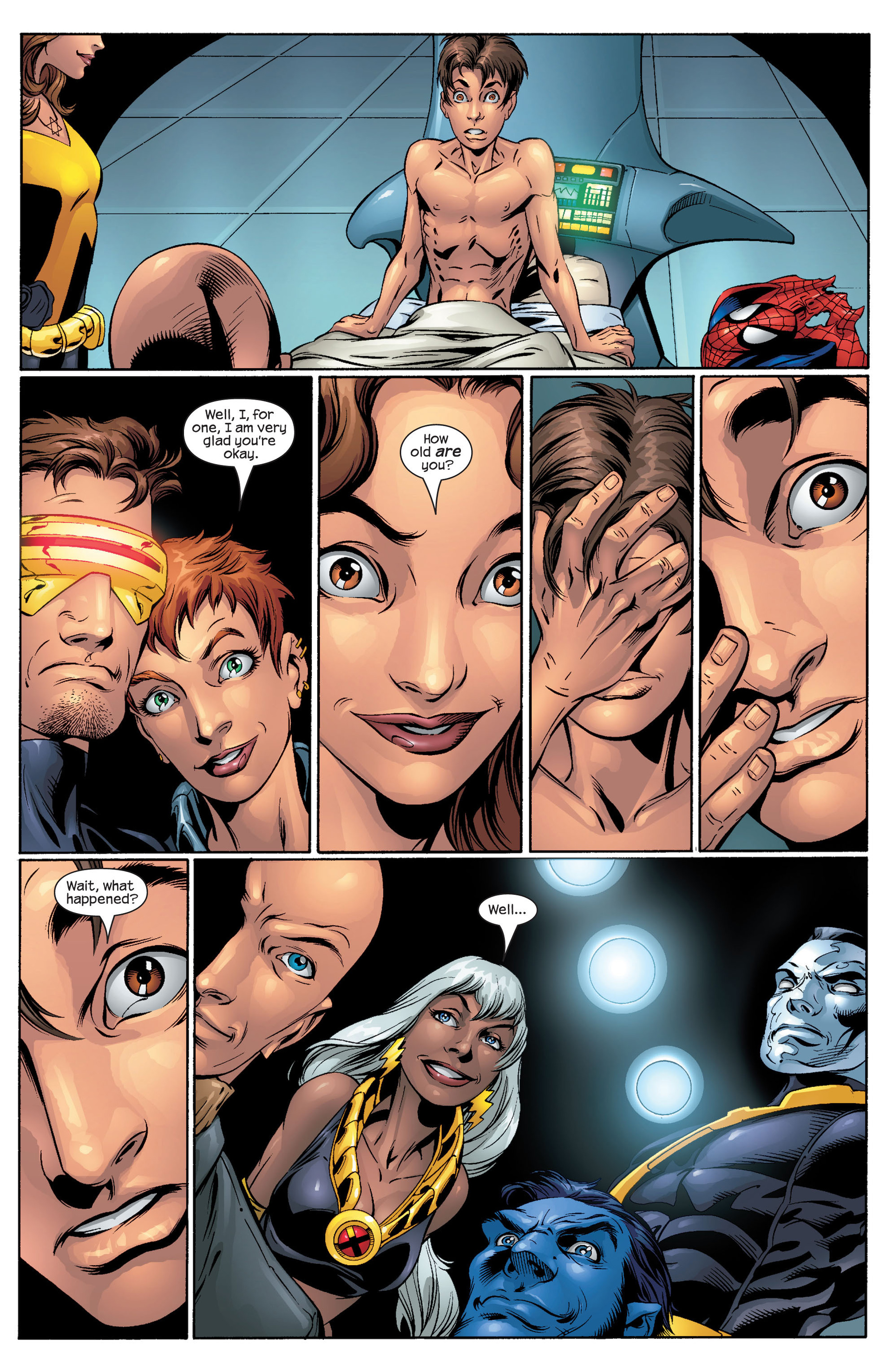 Read online Ultimate Spider-Man (2000) comic -  Issue #44 - 8