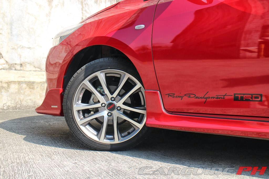 Review 2014 Toyota Vios 1 3 E Trd Sportivo Philippine