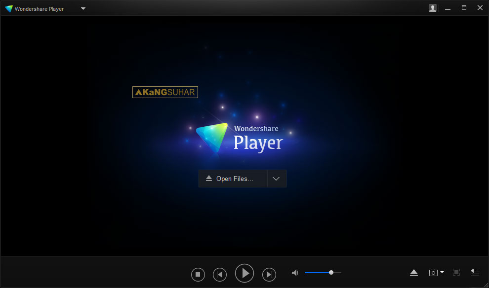 Download Wondershare Player 1.6.1 Latest Version