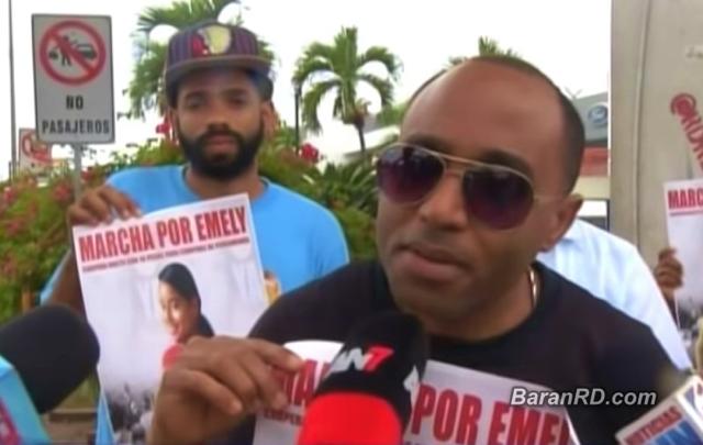 Familia aclara no está pidiendo dinero en nombre de Emely Peguero