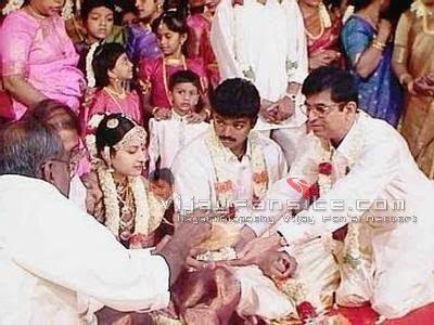 Vijay Family Photos
