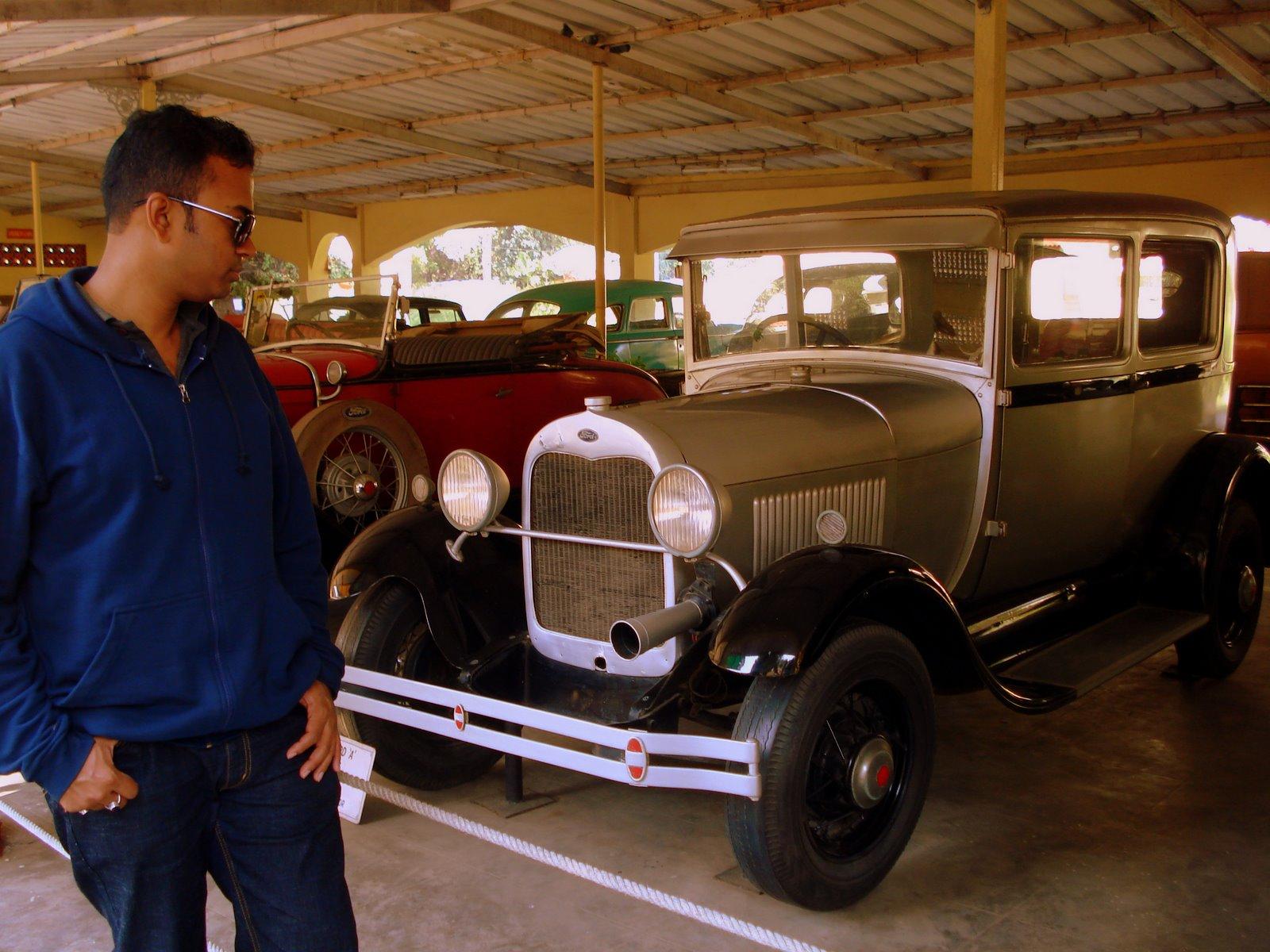 merchant of ideas: Vintage Car Museum Ahmedabad