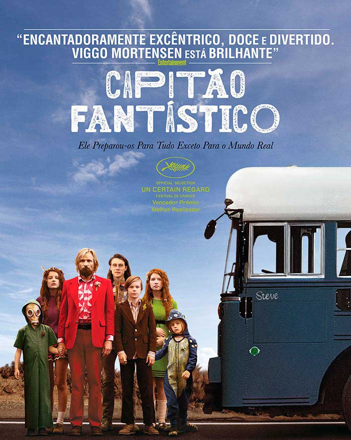 Capitão Fantástico Torrent – BluRay 1080p Legendado (2016)