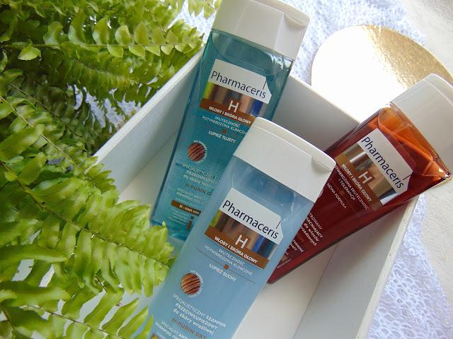 Pharmaceris - Szampony do włosów od zadań specjalnych